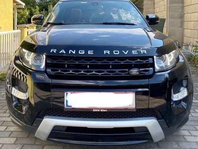 gebraucht Land Rover Range Rover evoque Dynamic VOLLAUSSTATTUNG mit Öamtc Ankaufsbericht SUV / Geländewagen