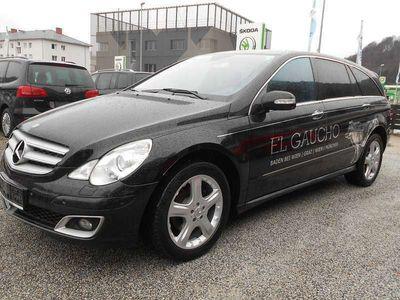 gebraucht Mercedes R320 R-Klasselang CDI 4MATIC Aut. Kombi / Family Van