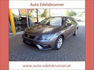 gebraucht Seat Leon Style 1,6 TDI**ACC*LED*NAVI*PDC** Limousine