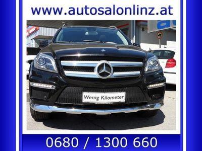 gebraucht Mercedes GL350 BlueTEC 4MATIC Aut.AMG Paket wie neu Finanzierung