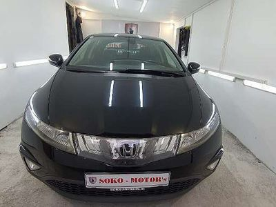 gebraucht Honda Civic 2,2 i-CTDi Sport DPF Klein-/ Kompaktwagen