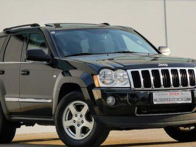 gebraucht Jeep Grand Cherokee 3,0 Limited CRD  Neues Pickerl 