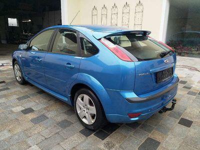 gebraucht Ford Focus Focusfifty 1,6 TDCI Klein-/ Kompaktwagen