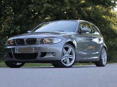 gebraucht BMW 118 1er-Reihe i M-Paket Klein-/ Kompaktwagen