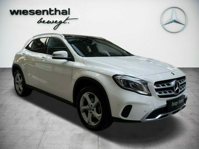 gebraucht Mercedes GLA200 d Austria Ed