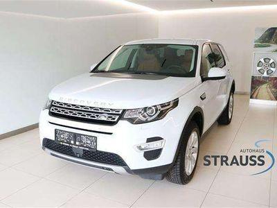 gebraucht Land Rover Discovery Sport 2,0 SD4 4WD HSE Luxury Aut. SUV / Geländewagen