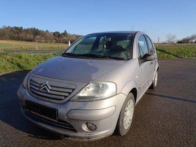 gebraucht Citroën C3 1,4 HDi 16V Exclusive Limousine