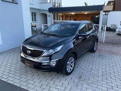 gebraucht Kia Sportage Gold 2,0 CRDi AWD Aut. NAVI, ALU, SHZ, SPERRE USW.