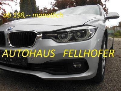 "gebraucht BMW 316 d Touring Advantage "" Xenon -Navi -PDC """