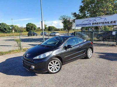 gebraucht Peugeot 207 CC 1,6 16V Roland Garros - Pickerl neu-Service neu Klein-/ Kompaktwagen