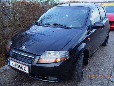 gebraucht Chevrolet Kalos / Daewoo1,4 Klein-/ Kompaktwagen