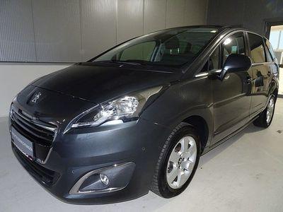 gebraucht Peugeot 5008 1,6 HDI 115 FAP Professional Line