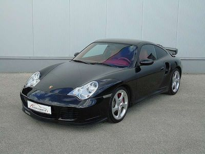 gebraucht Porsche 911 Turbo nur 47.200km perfekt! Sportwagen / Coupé