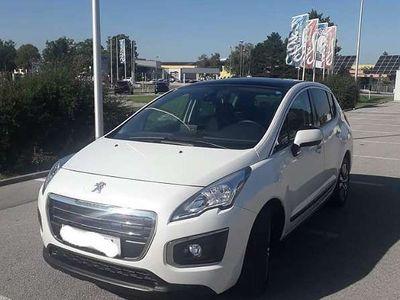 gebraucht Peugeot 3008 HDI 2,0 150 PS Professionell SUV / Geländewagen