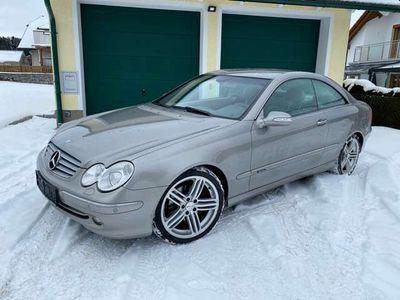 gebraucht Mercedes CLK320 CLK-KlasseElegance Aut. Sportwagen / Coupé