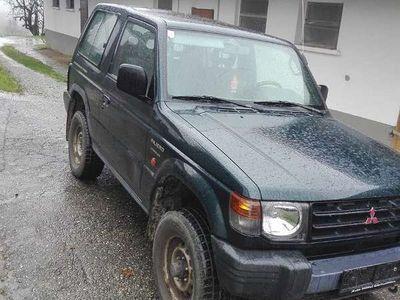 gebraucht Mitsubishi Pajero MT 2,5 TD GL SUV / Geländewagen