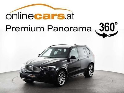used BMW X5 xDrive 40d Aut. M-SPORT LED 20-ZOLL
