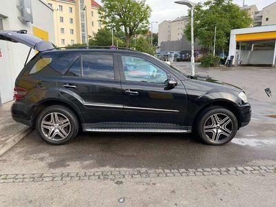 gebraucht Mercedes 350 M-Klasse4 Matic SUV / Geländewagen