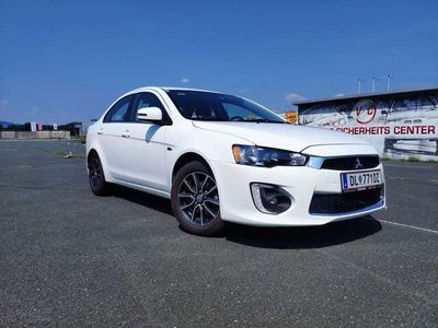 gebraucht Mitsubishi Lancer Sports Sedan 1,6 MIVEC Final Edition Limousine