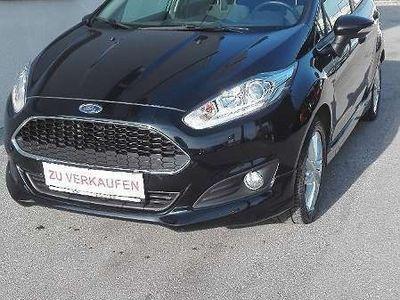 gebraucht Ford Fiesta Trend 1,25 Limousine