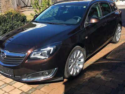 brugt Opel Insignia Sports Tourer SW Kombi / Family Van,