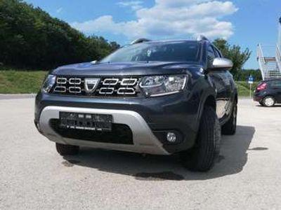 gebraucht Dacia Duster AUTOMATIC, Standheizung, Prestige dci 110 EDC S&S SUV / Geländewagen