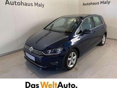 gebraucht VW Golf Sportsvan Highline BMT TSI DSG
