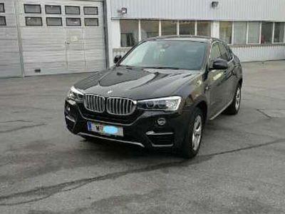 gebraucht BMW X4 xDrive 20d xLine Aut.