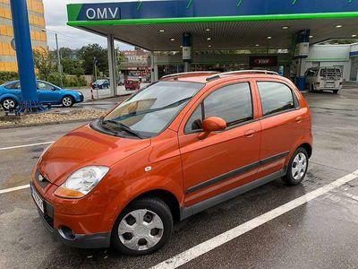 gebraucht Chevrolet Matiz 1.0SE Limousine