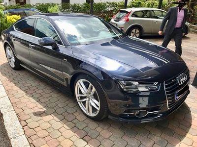 gebraucht Audi A7 Sportback 3,0 TDI Sport quattro S-tronic