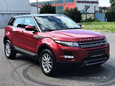 brugt Land Rover Range Rover evoque eD4 Pure