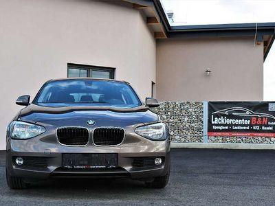 gebraucht BMW 116 1er-Reihe d *ERSTBESITZ* Klein-/ Kompaktwagen