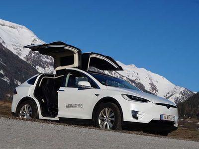 gebraucht Tesla Model X 90D * Vollausstattung * SuC Gratis * Autopilot SUV / Geländewagen