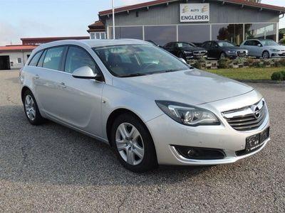 gebraucht Opel Insignia ST 1,6 CDTI ecoflex Edition Start/Stop... Kombi / Family Van,