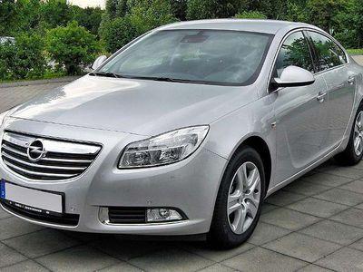 gebraucht Opel Insignia 2.0 TDCI Limousine