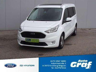 gebraucht Ford Tourneo Connect Grand L2 1,5 Ecoblue Autom.