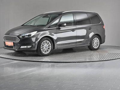 gebraucht Ford Galaxy 2,0 TDCi Titanium Start/Stop Kombi / Family Van