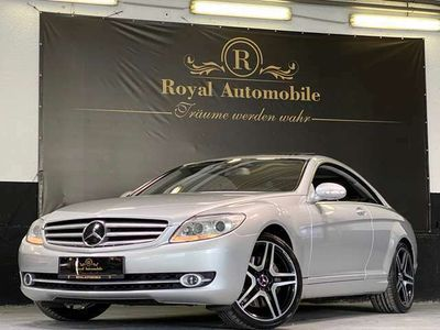 gebraucht Mercedes CL500 V8 388PS * Luxus - Coupe *TRAUM Coupe* Serviceheft