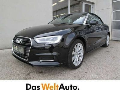 gebraucht Audi A3 Cabriolet 35 TFSI CoD intense