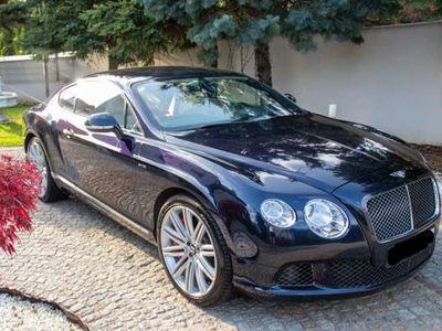gebraucht Bentley Continental GT Speed W12 Mulliner