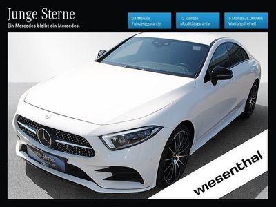 gebraucht Mercedes CLS450 4MATIC Coupé Classic
