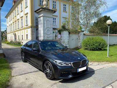 "gebraucht BMW 730 M-PAKET,21""ALU,MASSAGE,BOWERS&WILKINS,NIGHT VISION"