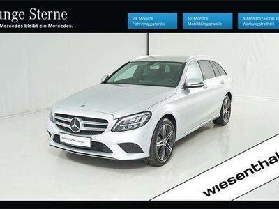 gebraucht Mercedes C200 Td
