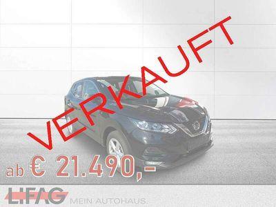 gebraucht Nissan Qashqai 1,5 dCi Autom. Acenta *ab € 21.490,-*