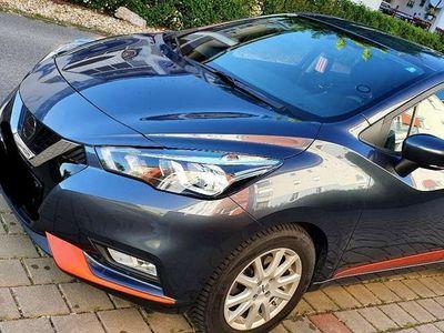 gebraucht Nissan Micra 1,0 IG-T 100 Visia Plus