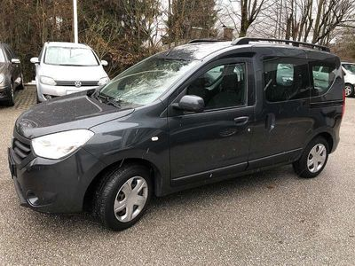 gebraucht Dacia Dokker 1,5dci Laureat Kombi / Family Van,