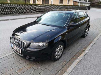 gebraucht Audi A3 Sportback 1,9 TDI