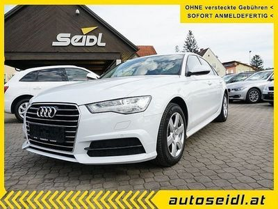 gebraucht Audi A6 3,0 TDI clean Diesel Quattro intense S-troni... Limousine,