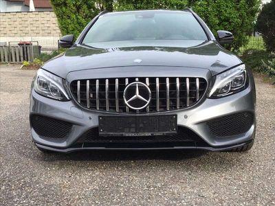 gebraucht Mercedes C43 AMG C-KlasseAMG Kombi Kombi / Family Van