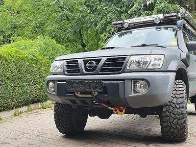 gebraucht Nissan Patrol 3.0 GT SUV / Geländewagen